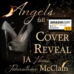 $25 Giveaway Angels Fall Cover Reveal