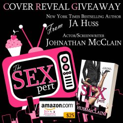 The Sexpert Cover Reveal and Giveaway