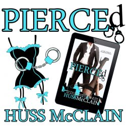 PIERCED RELEASE DAY Giveaway